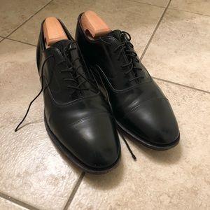 Johnstone and Murphy Cap Toe Dress Shoes